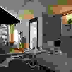 Disak Studio Modern living room