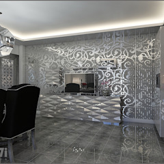 Origami Mobilya Dapur Modern
