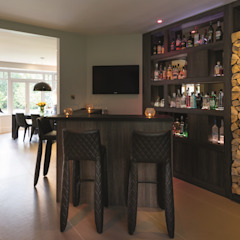Regan Kitchen - Room of the Year / Northern Design Awards 2014 Minimalist kitchen by Stuart Frazer Minimalist