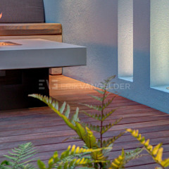 Stadstuin Amsterdam Jordaan Minimalistische tuinen van ERIK VAN GELDER | Devoted to Garden Design Minimalistisch