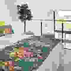 Eclectic style bedroom by Disak Studio Eclectic