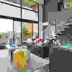 Modern Living Room by Disak Studio Modern