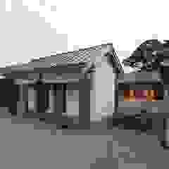Landhäuser von 201 건축사사무소 Landhaus