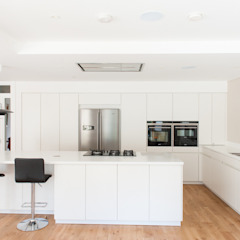 Hillhead Refurbishment 05 Cocinas de estilo moderno de George Buchanan Architects Moderno