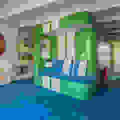 Keizersgracht Eclectische slaapkamers van CUBE architecten Eclectisch