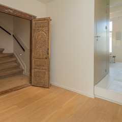 Keizersgracht Eclectische badkamers van CUBE architecten Eclectisch