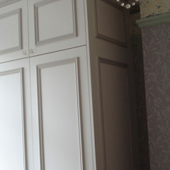 wardrobe woodstylelondon BedroomWardrobes & closets