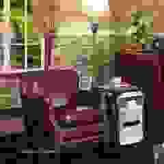 Leather armchair Locus Habitat SoggiornoDivani & Poltrone
