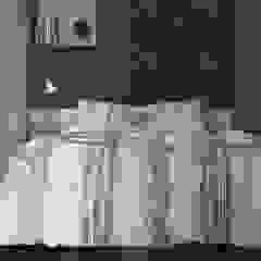 спальня в студии 2 Спальня в стиле лофт от Tatiana Shishkina Лофт