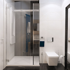 ванная 2 Ванная в средиземноморском стиле от Tatiana Shishkina Средиземноморский
