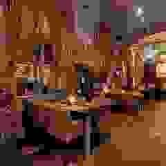 Espacios comerciales de estilo ecléctico de Atelier Interior Ecléctico