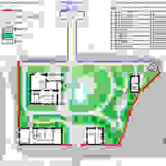 Индивидуальный жилой дом от Проектная группа «Портал»