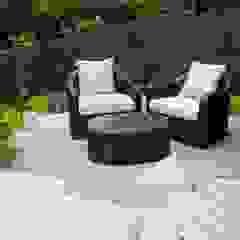 Low Maintenance Garden Vườn phong cách chiết trung bởi Cherry Mills Garden Design Chiết trung