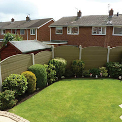Atkinsons Fencing Work by Atkinsons Fencing Ltd Scandinavian