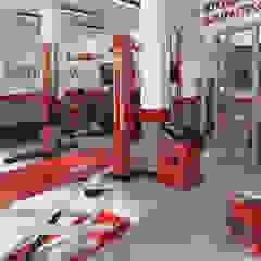Industrialne jachty i motorówki od RedLab Digitalarts Industrialny