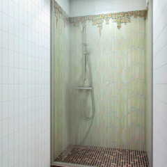 Хандсвел Minimalist bathroom