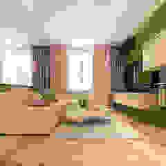 Salones de estilo minimalista de Your royal design Minimalista