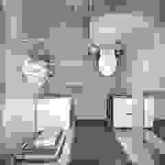 Salle de bain moderne par Студия архитектуры и дизайна Дарьи Ельниковой Moderne