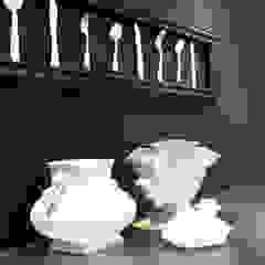 Cozinhas industriais por Doreth Eijkens | Interieur Architectuur Industrial