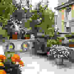 Balcones y terrazas modernos de Giandomenico Florio Architetto Moderno
