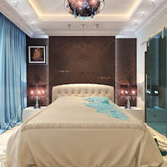 Chambre originale par Your royal design Éclectique