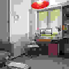 Industrial style bedroom by Урм Регина Industrial