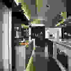 Hertfordshire Home Dapur Modern Oleh Alessandro Isola Ltd Modern