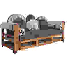 Baubau sofa_front de Urban Upholstery Ecléctico