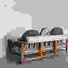 Baubau sofa _ back de Urban Upholstery Ecléctico