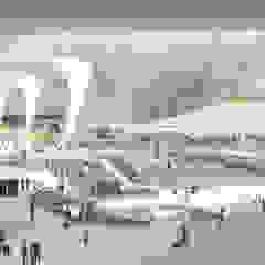 Beijing Daxing International Airport by Zaha Hadid Architects Asian