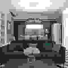 Salones de estilo clásico de FEDOROVICH Interior Clásico