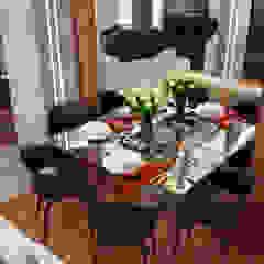 Мария Трифанова Ruang Makan Minimalis