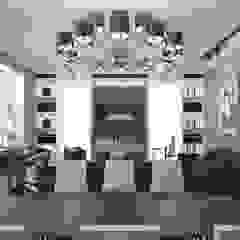Comedores de estilo clásico de FEDOROVICH Interior Clásico