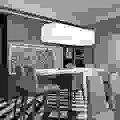 Cocinas de estilo clásico de FEDOROVICH Interior Clásico