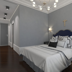 Dormitorios de estilo clásico de FEDOROVICH Interior Clásico