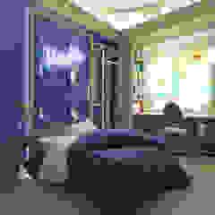 Dormitorios infantiles de estilo tropical de FEDOROVICH Interior Tropical