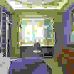Dormitorios infantiles de estilo ecléctico de FEDOROVICH Interior Ecléctico