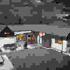 توسط 주택설계전문 디자인그룹 홈스타일토토 مدرن