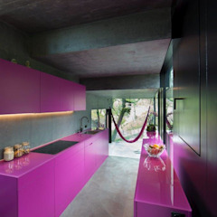 Modern kitchen by L3P Architekten ETH FH SIA AG Modern