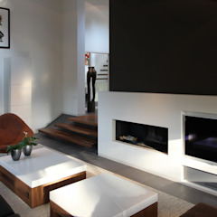 Livings de estilo moderno de Leonardus interieurarchitect Moderno