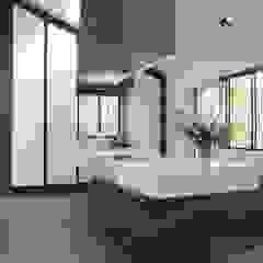 Cocinas de estilo moderno de Leonardus interieurarchitect Moderno