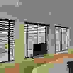 Dormitorios de estilo moderno de Leonardus interieurarchitect Moderno