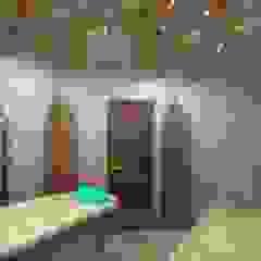 by Студия дизайна интерьера 'Золотое сечение' Mediterranean Ceramic