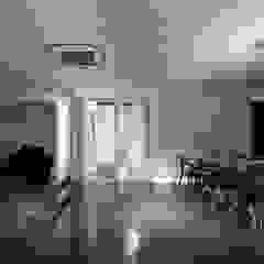 有限会社アルキプラス建築事務所 ห้องทานข้าว