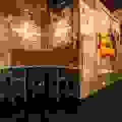 The Bombay Bronx Ruang Komersial Gaya Industrial Oleh The Orange Lane Industrial