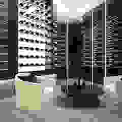 Eclectic style wine cellar by Марина Анисович, студия NEUMARK Eclectic