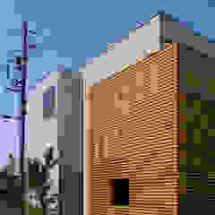 アトリエ ヴォイド・セット一級建築士事務所 บ้านและที่อยู่อาศัย