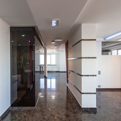 Modern Living Room by Andrey Gulyaev Architects Modern