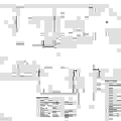 modern  by Andrey Gulyaev Architects, Modern