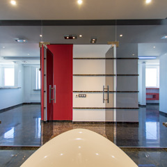 Modern Spa by Andrey Gulyaev Architects Modern